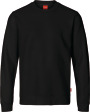 Apparel Fleece-Sweatshirt, schwarz