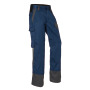 Bundhose ProtectiQ arc 1 Form 2390, dunkelblau/anthrazit