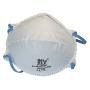 Gesichtsmaske HY 8620 ohne Ausatemventil, Partikeldurchlässigkeit vergleichbar mit FFP2
