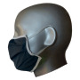 Mund-Nasen-Maske, anthrazit