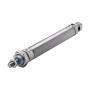 Rundzylinder ESNU-8-P-A metrisch Festo, Kolbendurchmesser 8 mm