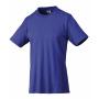 T-Shirt kobaltblau