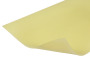 Platte Weich-PVC, honiggelb